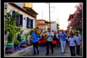 Ετήσια παράσταση των χορευτικών τμημάτων του Πολιτιστικου Συλλογου Κορωνης.