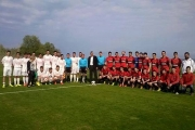 Τελετή Εγκαινίων Ποδοσφαιρικού Γηπέδου Κορώνης