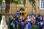 Η Παναγία Ελεήστρια της Κορώνης, Χρόνια Πολλά!!