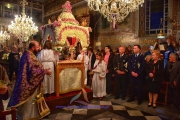 Την πολιούχο και προστάτιδά της Παναγία Ελεήστρια τίμησε η Κωμόπολη της Κορώνης.