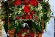Η Κορώνη γιορτάζει τον Άγιο της
