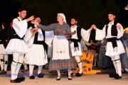 3ο Αντάμωμα Πολιτιστικών Συλλόγων και Χορευτικών Ομάδων στην Κορώνης