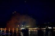Πάσχα και στο λιμάνι της Κορώνης μια ξεχωριστή βαρκαρόλα.