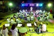 Η Φιλαρμονική ορχήστρα του Δήμου Πύλου Νέστορος στην Κορώνη