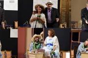 """Θεατρικό έργο του Δημοτικού περιφερειακού θεάτρου Καλαμάτας """"Το τάβλι"""""""