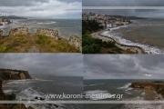 Το πέρασμα του κυκλώνα ... «Ζορμπάς» από την Κορώνη